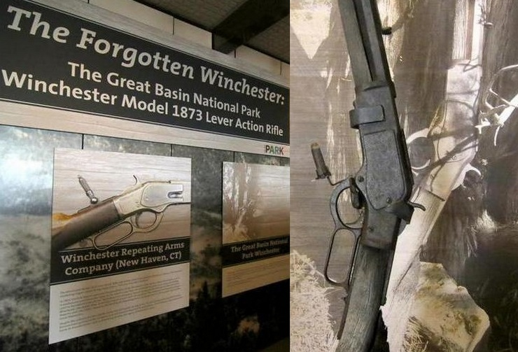 Lost Winchester Exhibit