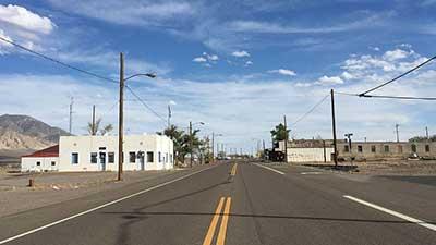 Mina Nevada