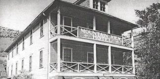 Mountin View Hotel, Pioche Nevada