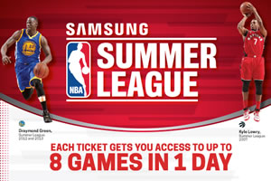 2016 NBA Summer League