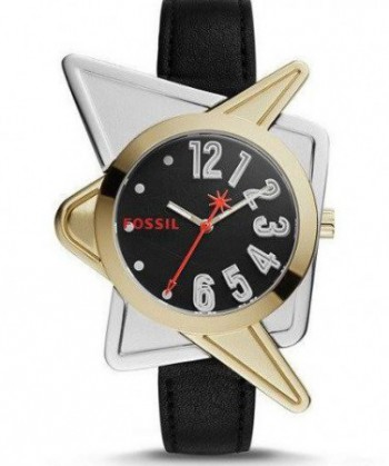 "Fossil's Las Vegas watch is an homage to ""Welcome to Las Vegas"" sign designer Betty Willis."