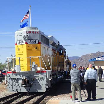 Number 844, Nevada Southern Railway