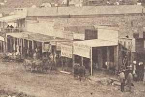 Old Hamilton, NV