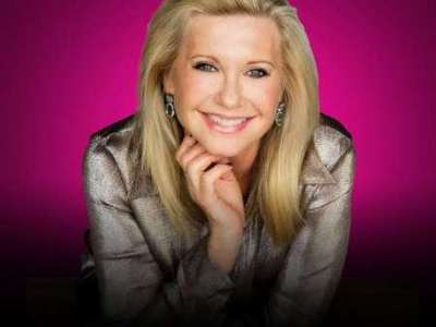 Olivia Newton John at the Flamino LV