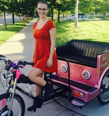 Pedicab-West Wendover -October 2015