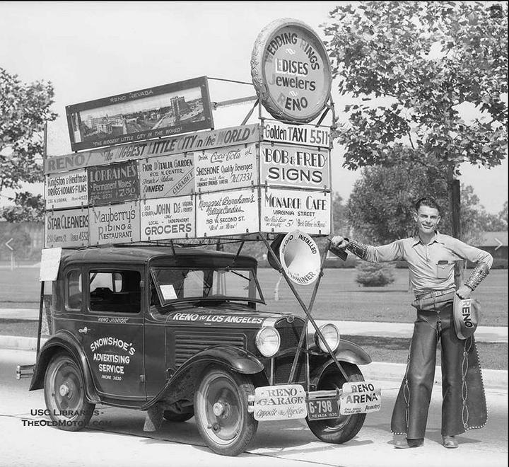 Reno Junior, 1930