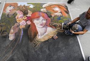 Reno Chalk Art Festival