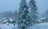 NevadaGram #187 - Snowbound at Tahoe, Nevada Correspondence, Comstock Mining Update