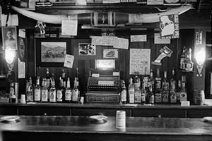 Golden Gate Bar, Silver City Nevada