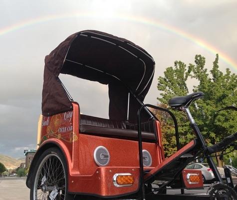 Photo: Salt City Cycle Cab