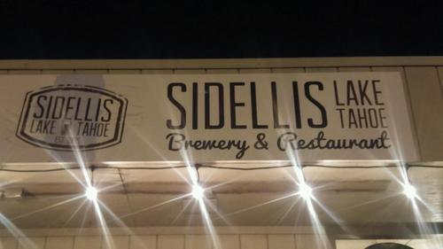 Sidellis Lake Tahoe