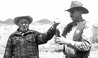 Rocky Adamson arrests Squaw Tom