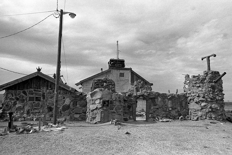 Thunder Mountain in 1975