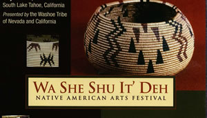 Wa She Shu It' Deh Native American Arts Festival