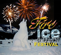 White Pine Fire and Ice Festival