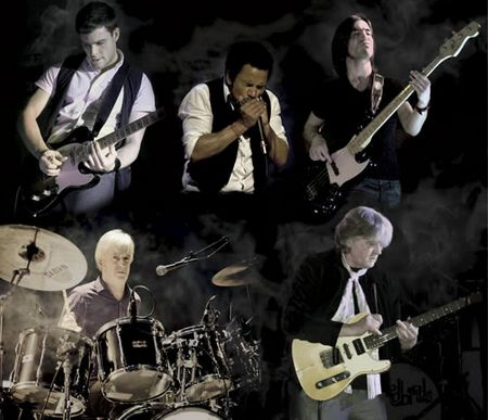Yardbirds 2015 American Tour