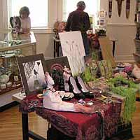 Gift Shop at the Oats Park Art Center in Fallon Nevada