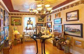 Artsy-Fartsy Gallery in Carson City Nevada