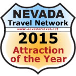 Nevada Travel Network's 2015 Attraction of the year