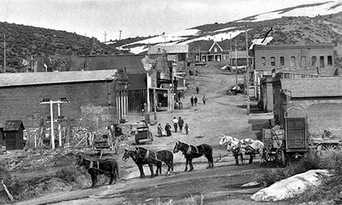 Aurora Nevada reborn, about 1905