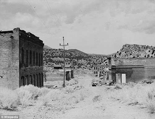 Aurora Nevada, 1946