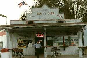 Beatty Club and Alpheus Bruton III