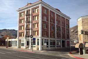 The Bel-Vada Building, Tonopah Nevada