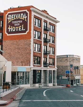 Belvada Hotel, Tonopah