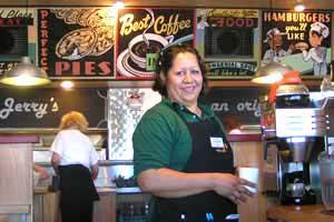 Breakfast at Jerry's, Fallon Nevada