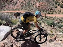 Mountain biking in Lincoln County