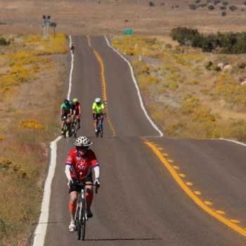 Bikes on US 50