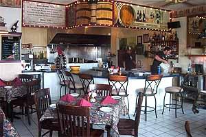 The Bistro Cafe, Boulder City.