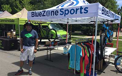 Blue Zone Sports at the 3rd Annual Carson City Off Road – Epic Rides Mountain Bike Event