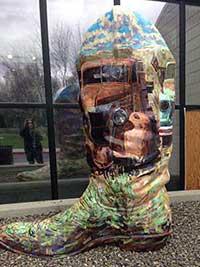 Big Elko Boot by Ron Artaud, Tuscarora Nevada