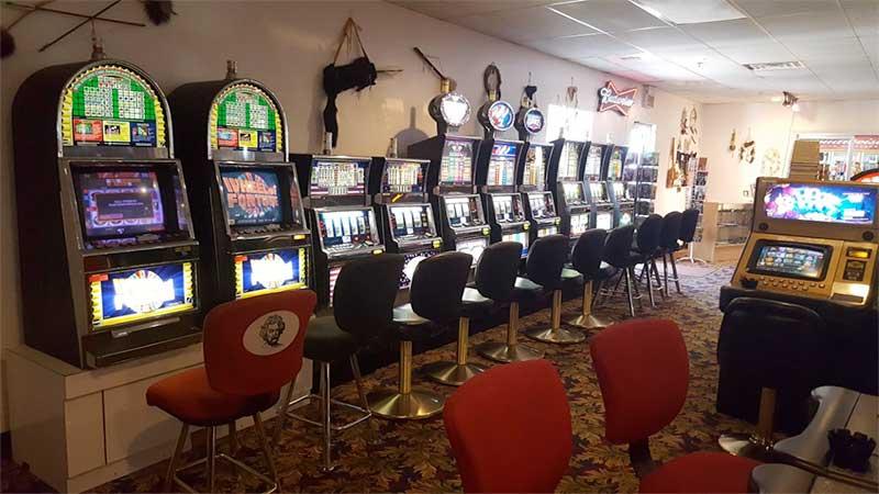 Border Inn, Baker Nevada