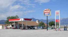 The Border Inn, Baker Nevada