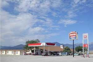 Border Inn & Casino, Baker Nevada