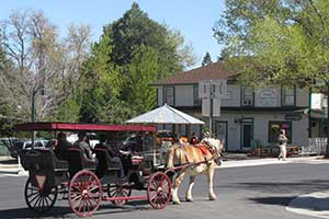 Borges Carriage Rides, Genoa Nevada