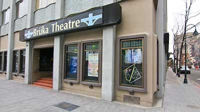 Bruka Theater, Reno