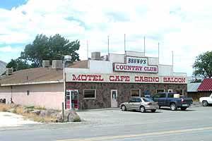 Bruno's Country Club, Gerlach Nevada