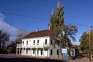 Buckland's Station Nevada