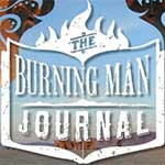 Burning Man Journal logo