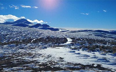 Calico Hills Nevada