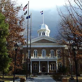 Nevada State Capitol, Carson City