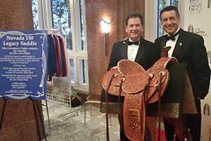 Nevada 150 Legacy Saddle