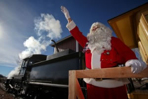 Carson City Santa Train