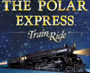 V&T Polar Express in Carson City