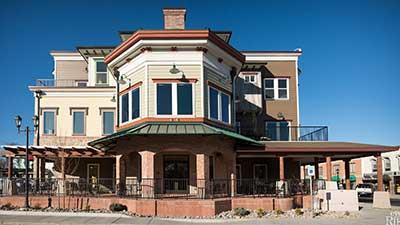 The Martin Hotel, Carson City Nevada