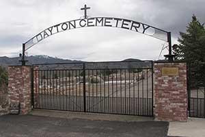 Cemetery, Dayton Nevada