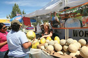 Hearts O'Gold Cantaloupe Festival